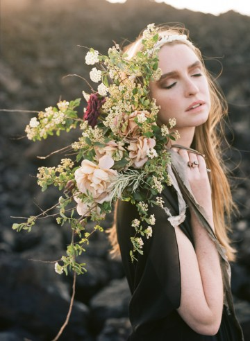 Volcanic Wedding Inspiration by Miesh Photography 6