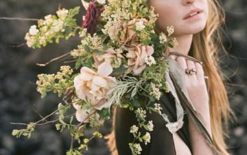 Volcanic Wedding Inspiration by Miesh Photography 6