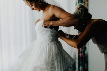 Elegant Wedding by Addison Jones Photography and A Charming Fete 18