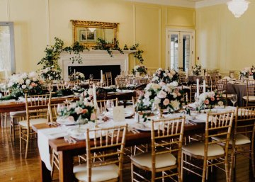 Elegant Wedding by Addison Jones Photography and A Charming Fete 55
