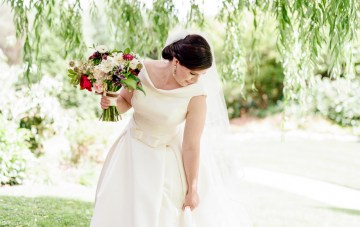Elegant Wedding by Shelly Goodman Photography and Gather Events 1