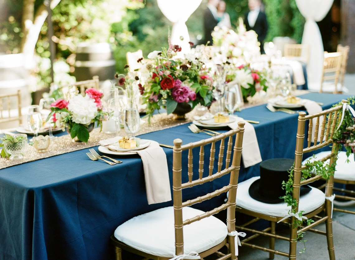 Elegant Wedding by Shelly Goodman Photography and Gather Events 17