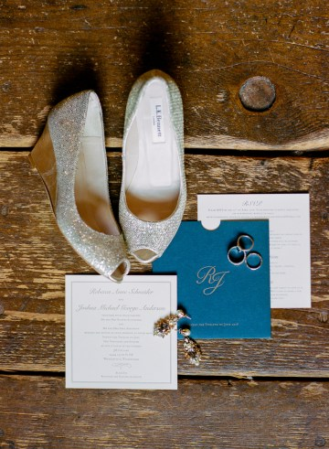 Elegant Wedding by Shelly Goodman Photography and Gather Events 26