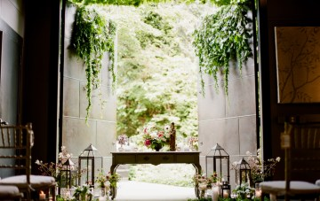 Elegant Wedding by Shelly Goodman Photography and Gather Events 7