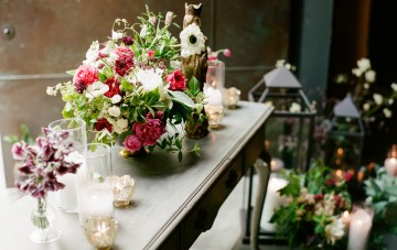 Elegant Wedding by Shelly Goodman Photography and Gather Events 8
