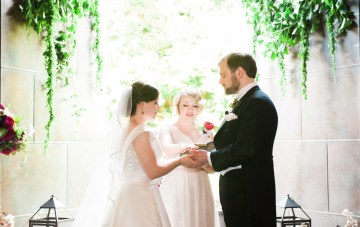 Elegant Wedding by Shelly Goodman Photography and Gather Events 9