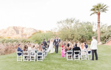 Gorgeous Desert Wedding by Malone Sinclaire Photography 8