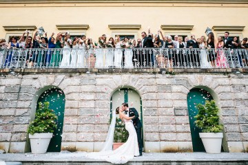 Gorgeous Lake Como Wedding by Studio 1208 34
