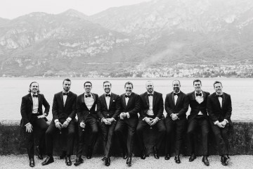 Gorgeous Lake Como Wedding by Studio 1208 35