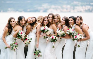 Gorgeous Lake Como Wedding by Studio 1208 77