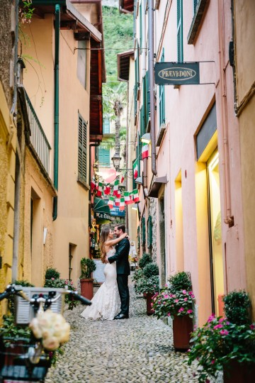Gorgeous Lake Como Wedding by Studio 1208 90