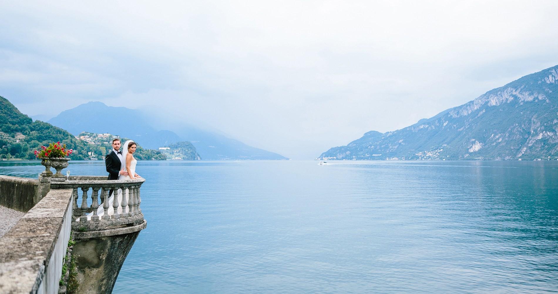 Gorgeous Lake Como Wedding by Studio 1208 95