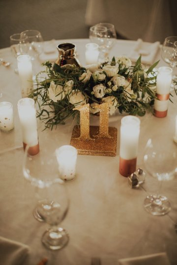 Gorgeous New Year's Eve Wedding by Logan Cole Photography and Seven Stems 10