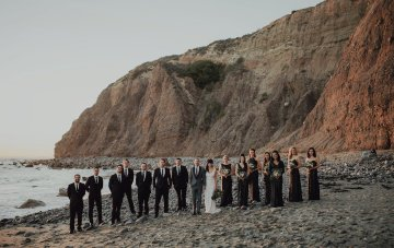 Gorgeous New Year's Eve Wedding by Logan Cole Photography and Seven Stems 31