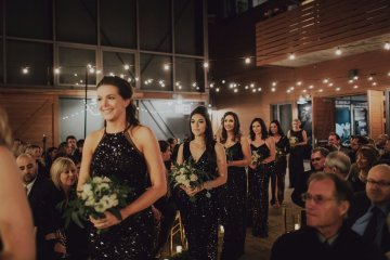 Gorgeous New Year's Eve Wedding by Logan Cole Photography and Seven Stems 44