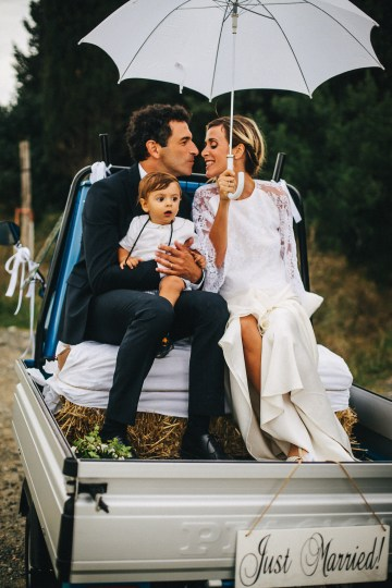 Stylish Italian Wedding by Elisabetta Riccio 46