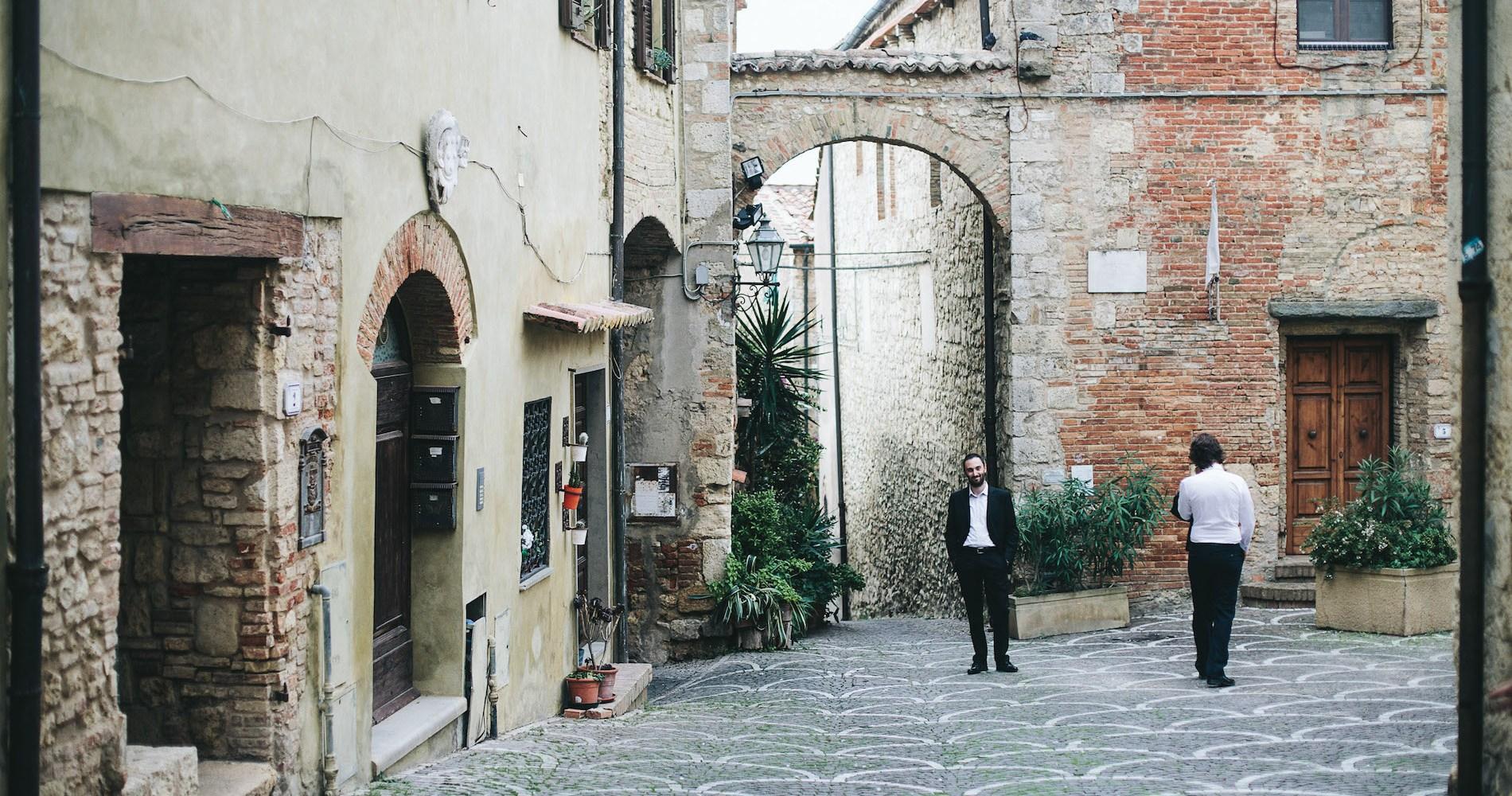 Stylish Italian Wedding by Elisabetta Riccio 51
