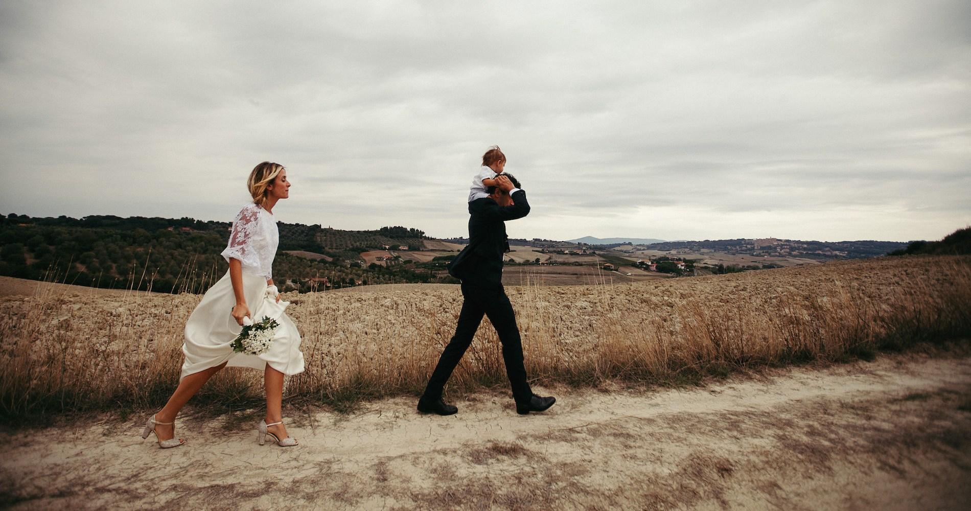 Stylish Italian Wedding by Elisabetta Riccio 53