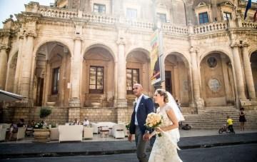 Formality Meets Fun: Destination Wedding Film in Sicily