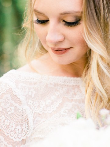Woodland Wedding Inspiration by Molly Lichten Photography and Jamie Leigh Events 33