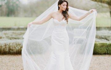 Zac Posen for David's Bridal by David Jenkins Photography and Pocketful of Dreams 10