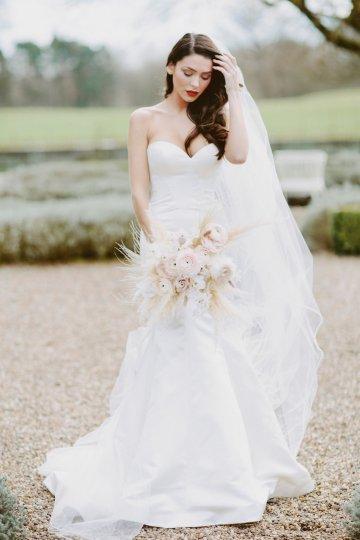 Zac Posen for David's Bridal by David Jenkins Photography and Pocketful of Dreams 40