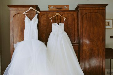 Zac Posen for David's Bridal by David Jenkins Photography and Pocketful of Dreams 5