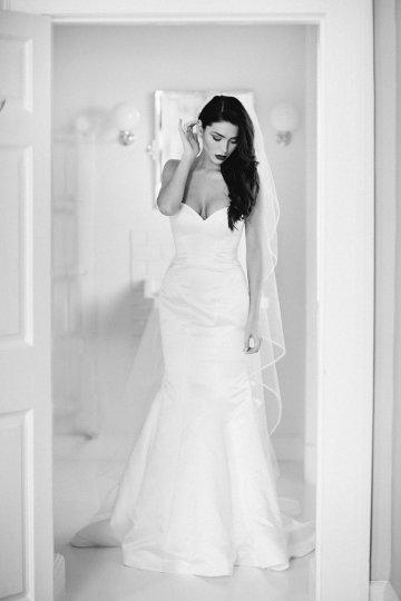Zac Posen for David's Bridal by David Jenkins Photography and Pocketful of Dreams 7