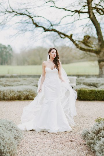 Zac Posen for David's Bridal by David Jenkins Photography and Pocketful of Dreams 9