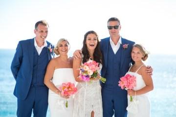 Colourful Ibiza Wedding by Gypsy Westwood Photography 2