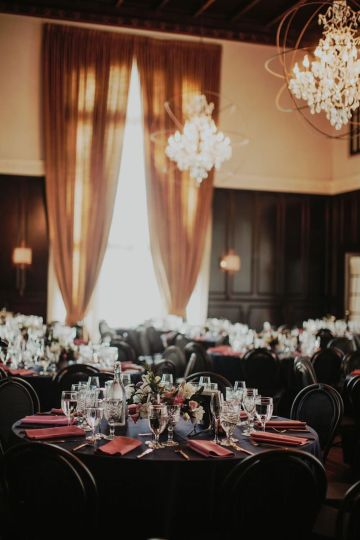 Glamorous & Stylish Wedding by Katie Branch Photography and Jen Kruger Design 66
