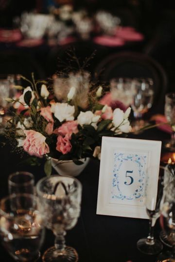 Glamorous & Stylish Wedding by Katie Branch Photography and Jen Kruger Design 67