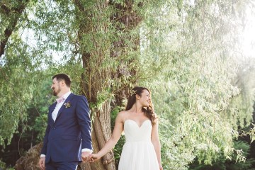 Gorgeous Barn Wedding by Keetch Miller Photography 23