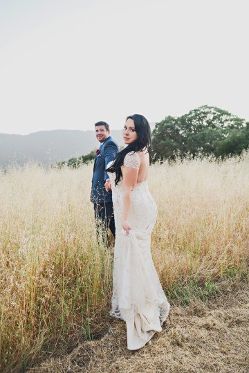 Gorgeous Outdoor Wedding by Rebecca Marie Photography 32