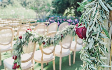 Gorgeous Outdoor Wedding by Rebecca Marie Photography 36