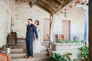 Gorgeous Outdoor Wedding by Rebecca Marie Photography 5