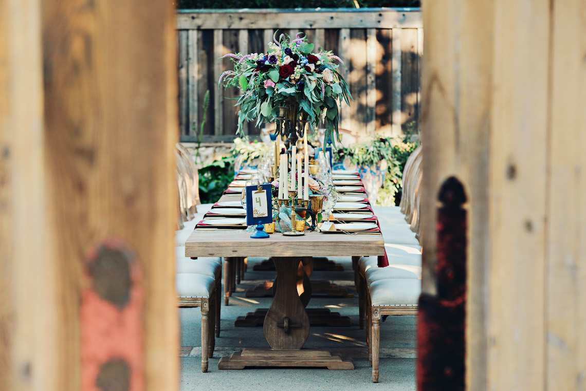 Gorgeous Outdoor Wedding by Rebecca Marie Photography 54