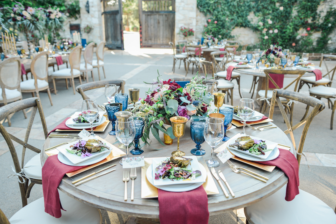 Gorgeous Outdoor Wedding by Rebecca Marie Photography 58