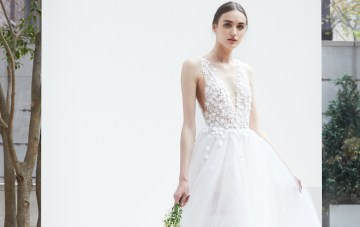 Best of Bridal Week: Oscar de la Renta Wedding Dress Collection 2018