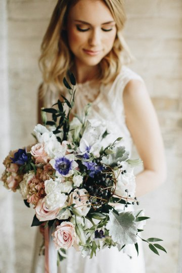 Pretty Inspiration Shoot by Sydney Marie Photography and Andi Mans 24