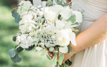 Romantic Floral Wedding by Hay Alexandra and Geomyra Lewis Wedding and Events 13