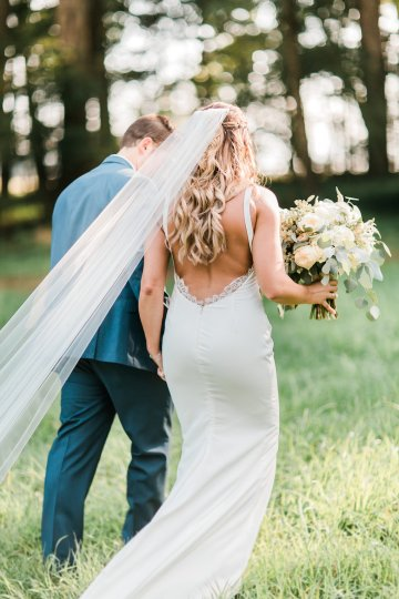 Romantic Floral Wedding by Hay Alexandra and Geomyra Lewis Wedding and Events 15