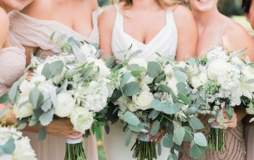 Romantic Floral Wedding by Hay Alexandra and Geomyra Lewis Wedding and Events 22