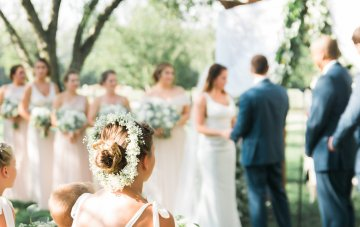 Romantic Floral Wedding by Hay Alexandra and Geomyra Lewis Wedding and Events 25