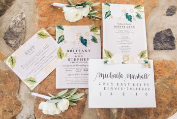 Romantic Floral Wedding by Hay Alexandra and Geomyra Lewis Wedding and Events 4