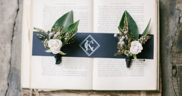 Same Sex Southern Wedding Inspiration by Jenna Henderson and Cedarwood Weddings 1