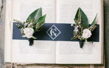 Same Sex Southern Wedding Inspiration by Jenna Henderson and Cedarwood Weddings 1