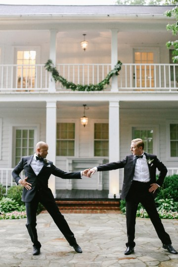 Same Sex Southern Wedding Inspiration by Jenna Henderson and Cedarwood Weddings 28