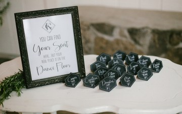 Same Sex Southern Wedding Inspiration by Jenna Henderson and Cedarwood Weddings 29