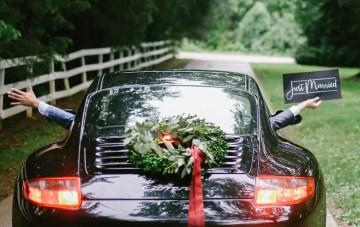 Same Sex Southern Wedding Inspiration by Jenna Henderson and Cedarwood Weddings 37